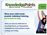 Website Design for KnowledgePoints Mequon
