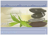 Web Design for Massage Therapist