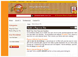 Osage River Popcorn ECommerce Web Design